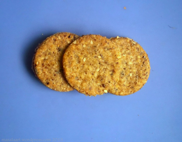 whole grain crackers