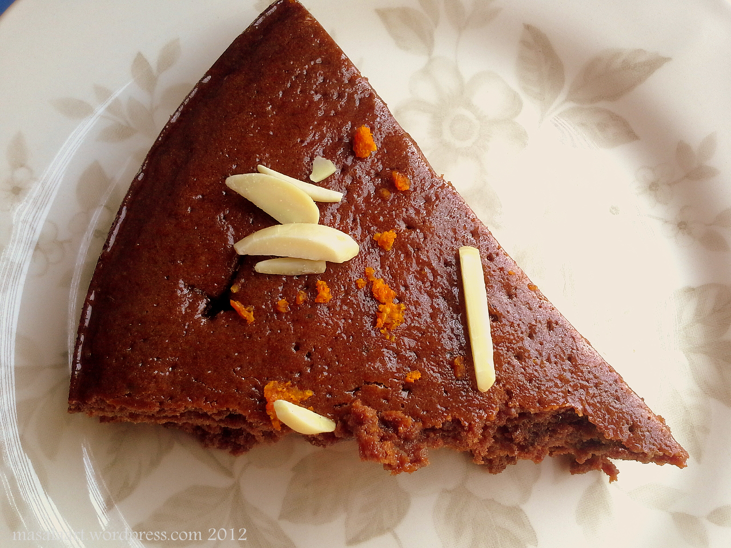 Chocolate Orange Cake Nigella Lawson Recipe